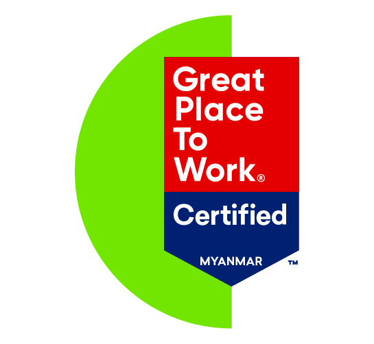Great Place to Work-Certified Myanmar